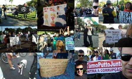 Marcha Contra a Corrupção (21/4/12) – Como foi