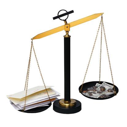A razão contida no artigo segundo da Lei de Falências