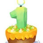 Um ano de EvangeBlog!