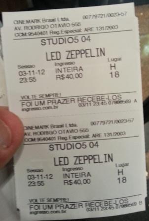 """5e2c077c522b4 resenha  Filme-Show """"Celebration Day"""" do Led Zeppelin, no Cinemark ..."""