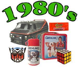 5 gírias dos 80's