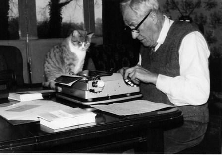 Escritores & Felinos