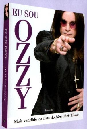 """[resenha] Livro """"Eu sou Ozzy"""""""