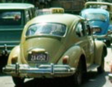 Os taxis de Manaus no inícios dos 80´s