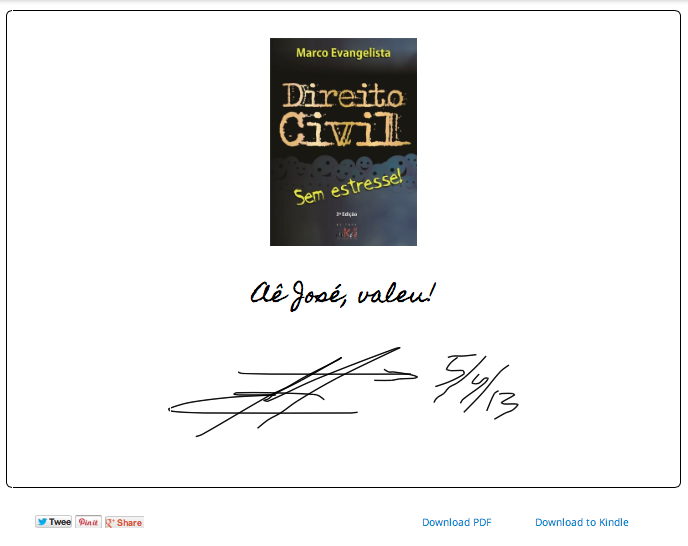 Marco, autografa meu e-book?