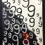 """O quadro """"Revolução 9"""" (13/07/2013)"""