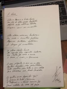 A Aluna (poema)