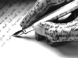 E não importa o quanto eu escreva, noas ideias surgem a cada minuto.