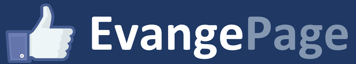 """EvangePage"" – Minha Fan Page no FaceBook"