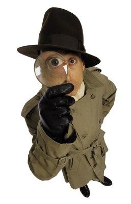 Você está sendo patrulhado