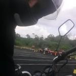 O motociclista (IV)