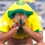 A derrota do Brasil por 7×1 da Alemanha, nas semifinais da Copa de 2014 (8 impressões)