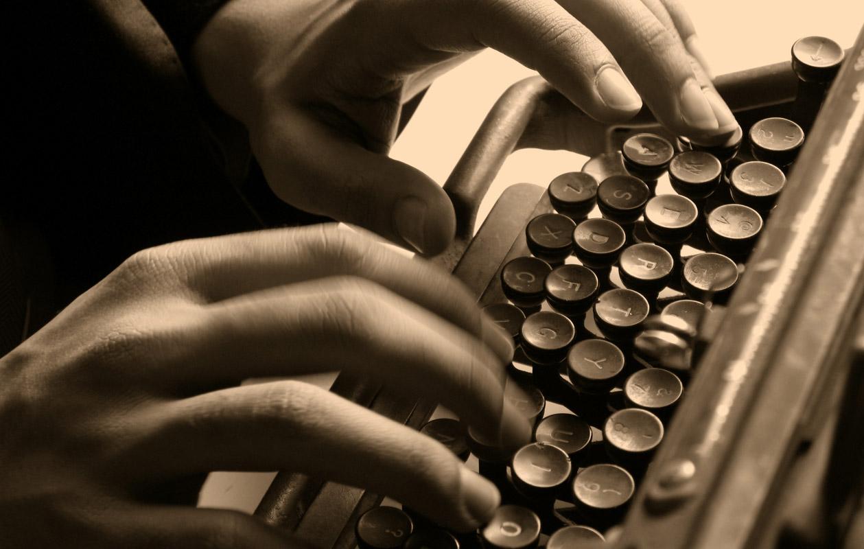Dia do Escritor – Hoje!