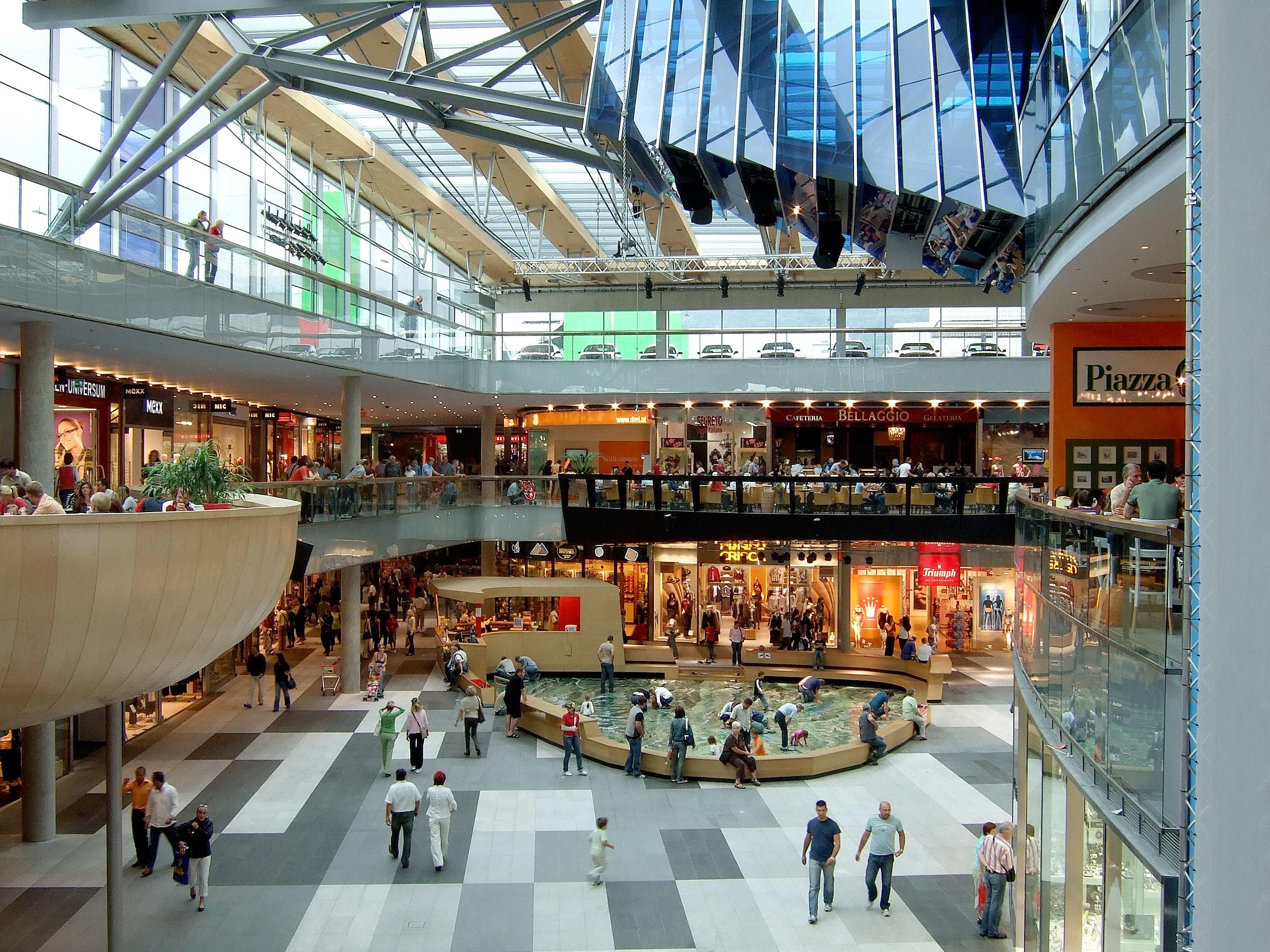 4 razões pelas quais não gosto de Shopping Centers