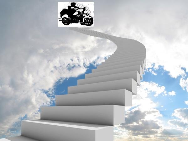 O motociclista (I)
