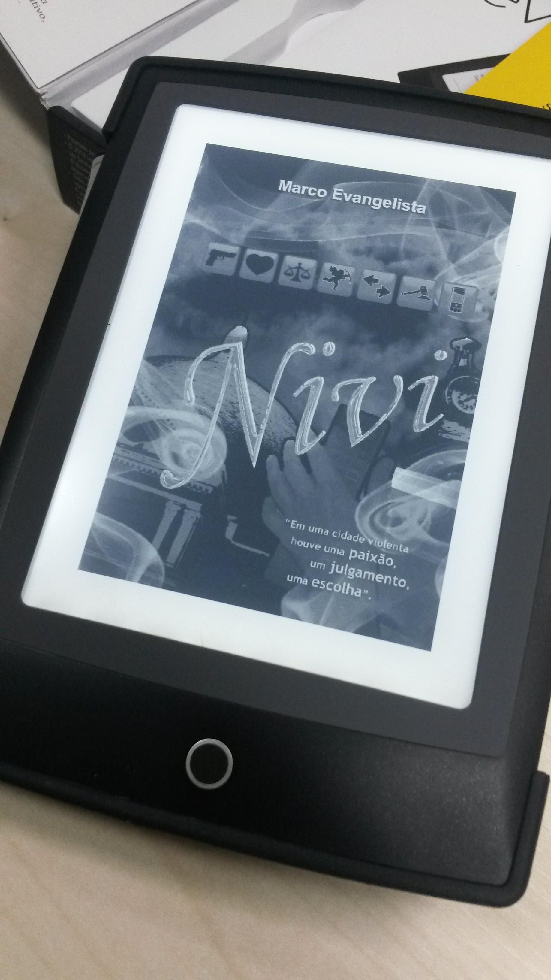 """""""Lev"""" (e-Reader da Saraiva) [resenha]"""