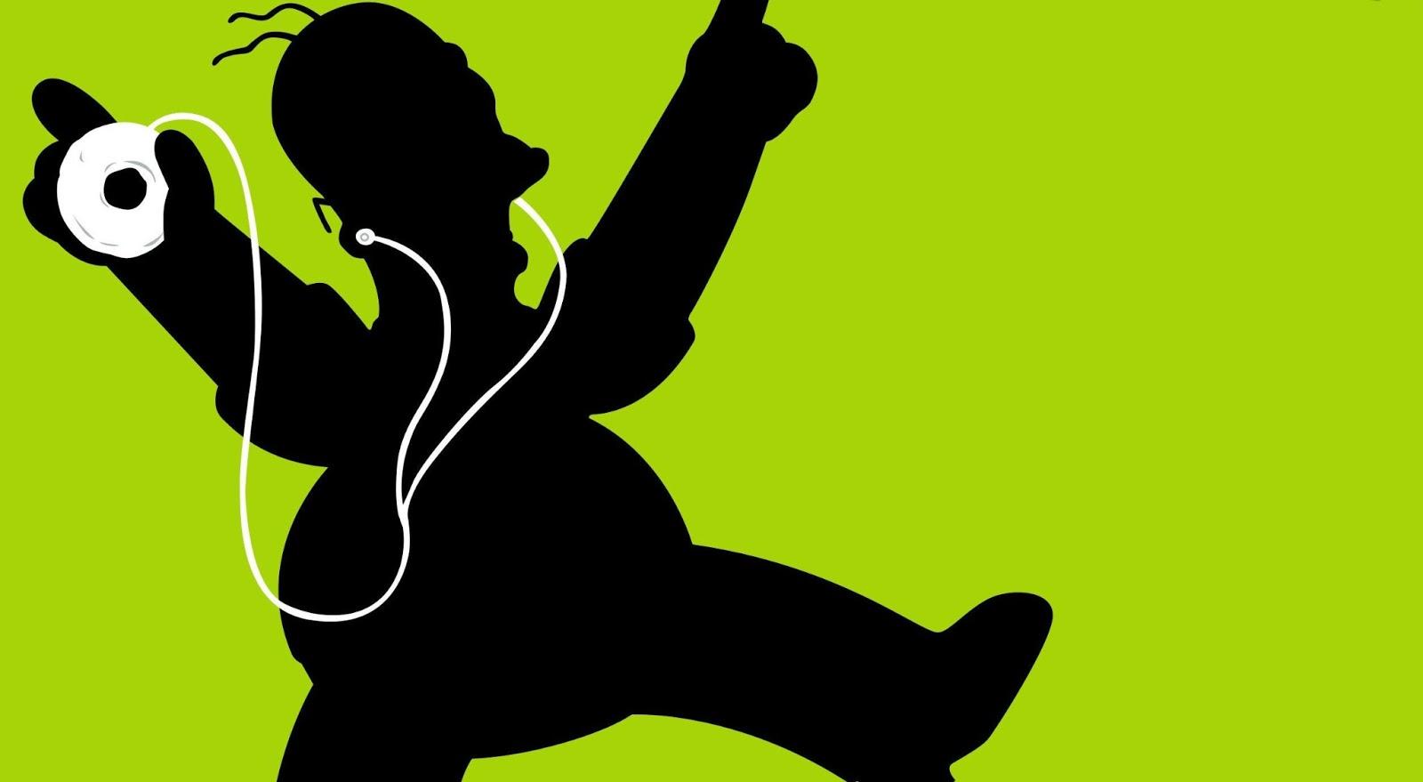 Minerador de músicas – procurando hits