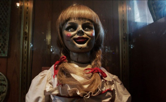 """Annabelle"" (filme) [resenha]"