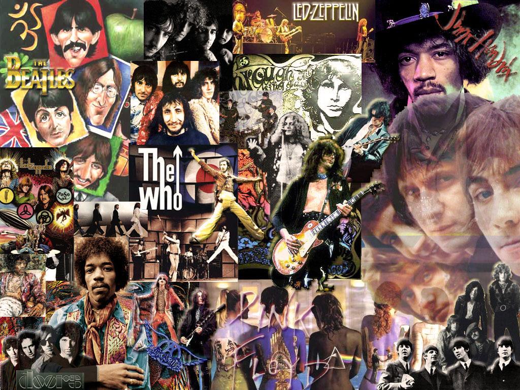 Os pontos cruciais nas biografias da bandas