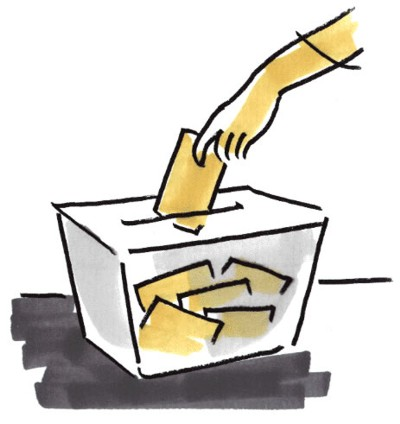 As últimas 9 eleições presidenciais, foram assim…