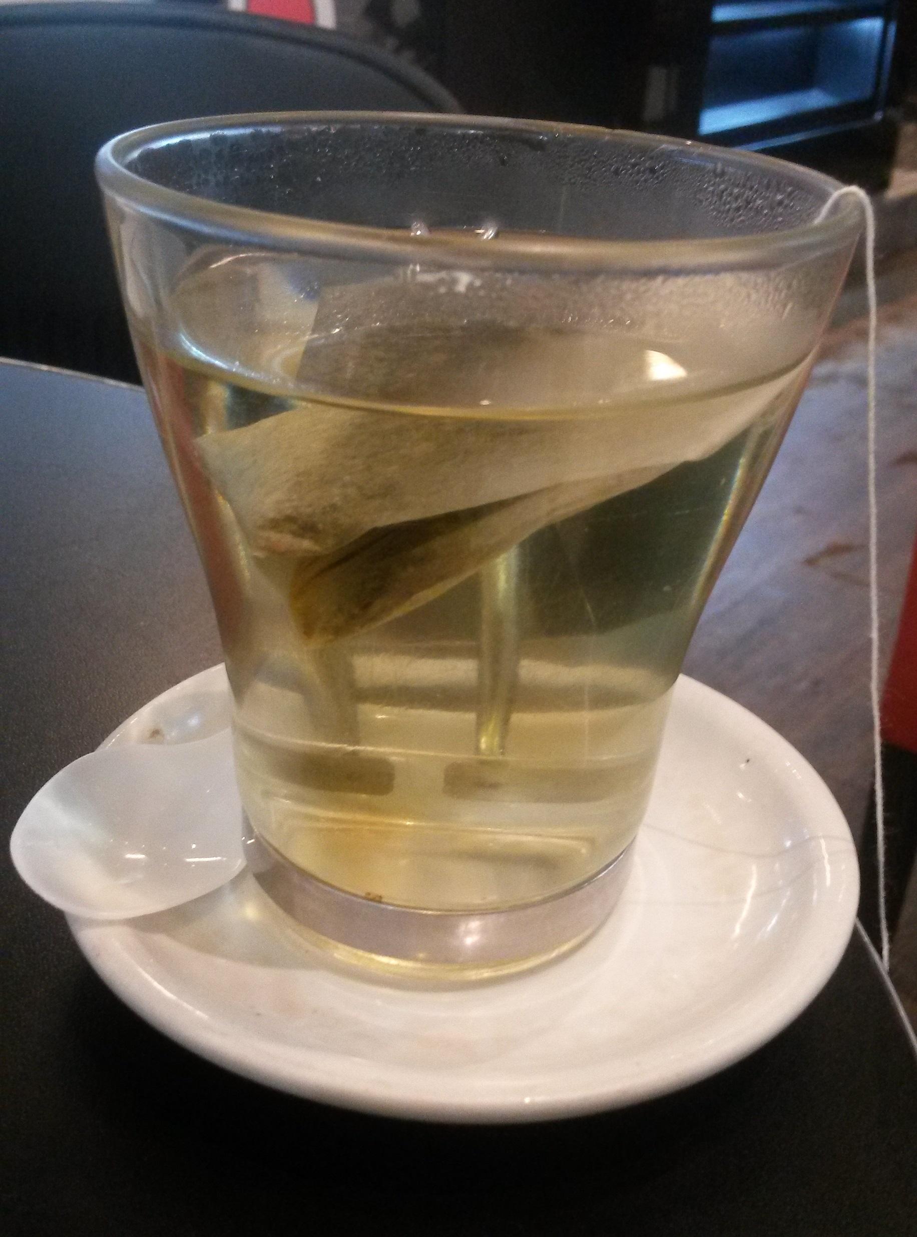 5 motivos pelos quais gosto de chá