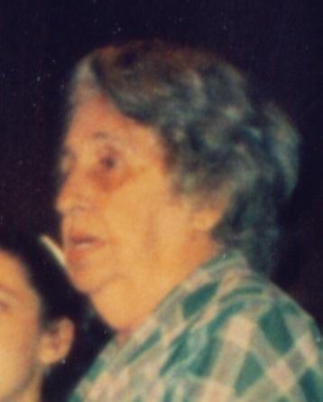 Sra. Regina Xavier – Minha professora de piano