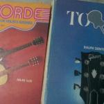 """""""Acorde"""" e """"Toque"""" – Métodos de violão & guitarra dos 80´s"""
