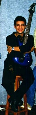 Eu e a Ozônio em 1998