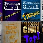 """A saga da capa de """"Processo Civil Top!"""""""