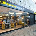 Saraiva MegaStore do Manauara Shopping (AM), é assim: