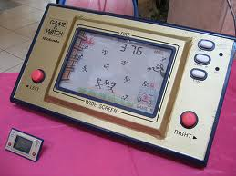 Game & Watch – Os games portáteis dos 80´s