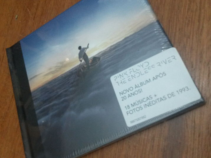 PINK FLOYD – Endless River (CD) [resenha]